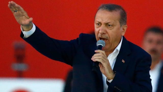 Erdogan böse