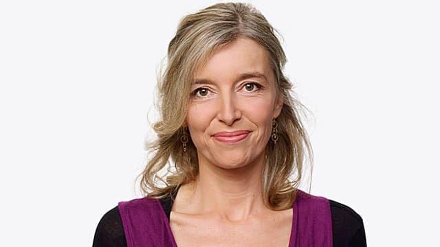 «Persönlich»-Gastgeberin Anita Richner.