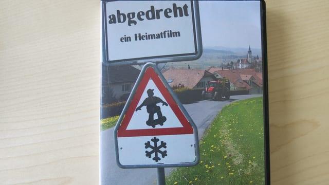 """Die DVD des Films """"Abgedreht - ein Heimatfilm."""""""
