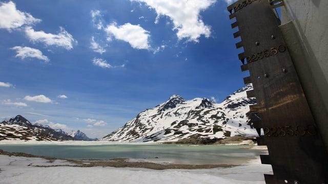 Il Lago Bianco.