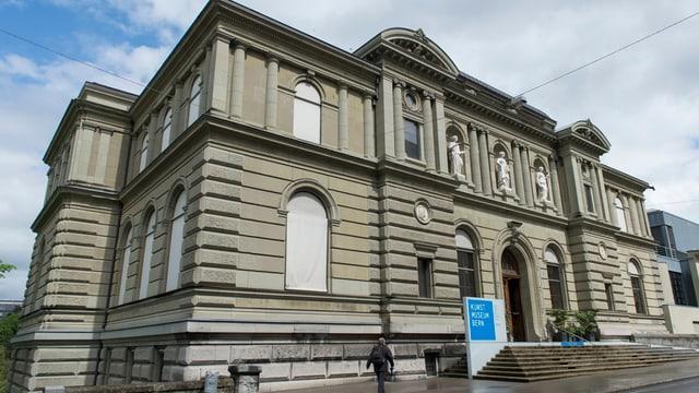 Das Museum von aussen.