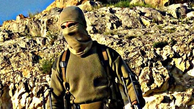 Ein Schweizer Dschihad-Reisender in Syrien
