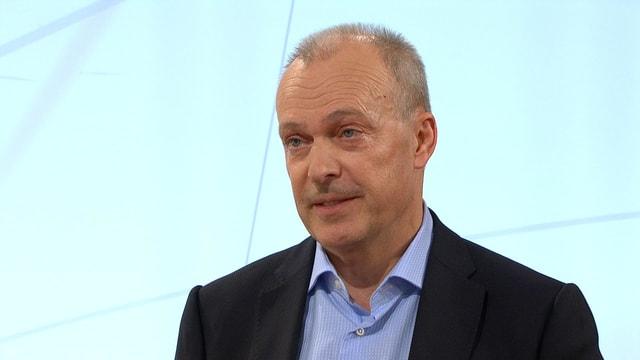 Swisscom-Konzernchef Urs Schäppi