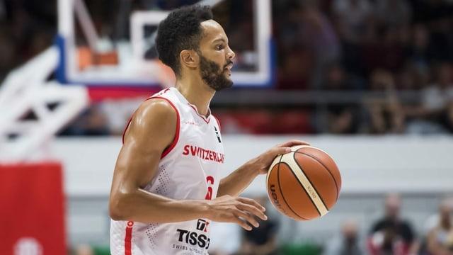Basketballer Kazadi: Vom Berner Hinterhof zum Profi in Frankreich