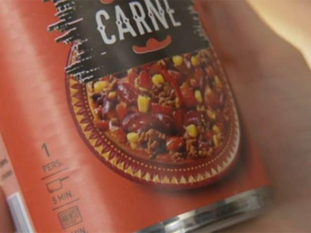 Dose Chili con Carne