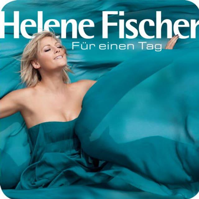 CD-Cover «Für einen Tag» von Helene Fischer.