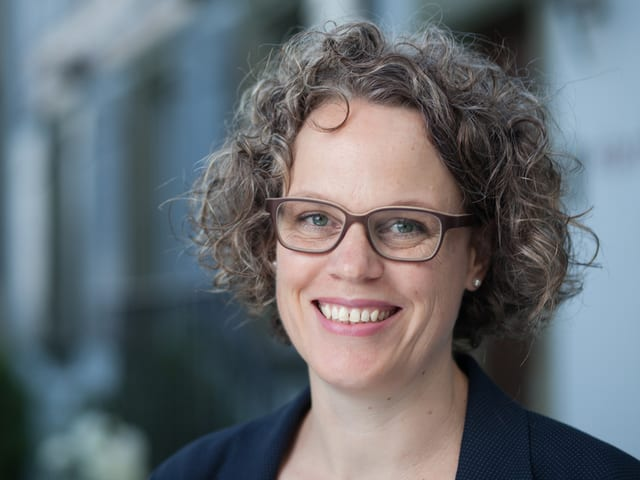 Annemarie Berlinger-Staub von der SP (neu)