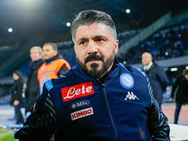 Gennaro Gattuso und Napoli.