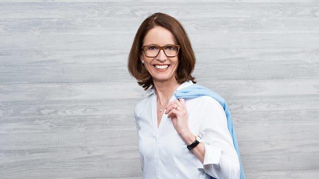 Susanne Vincenz-Staufacher da la PLD.