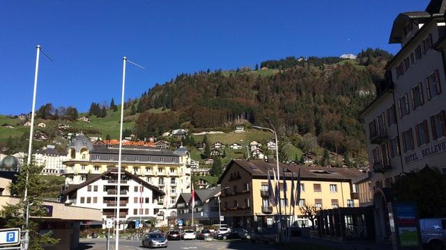 Ortsbild von Engelberg