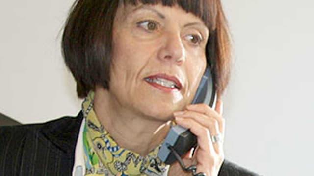 Rechtsanwältin Marianne Sonder