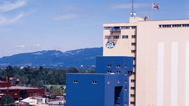 Fenaco-Gebäude