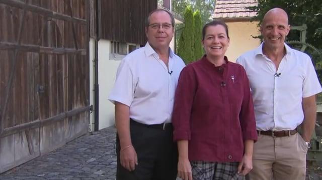 Video «Kanton Zürich – Tag 5 – Restaurant Wunderbrunnen, Opfikon» abspielen