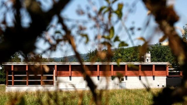 Asylunterkunft des Bundes in Bremgarten
