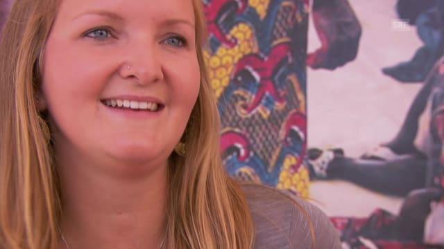 Video «Katrin Arnold reist bald zu ihrem ersten Ebola-Einsatz» abspielen