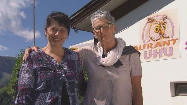 Video «Berghütten Spezial – Tag 2 – Restaurant Uhu, Braunwald» abspielen