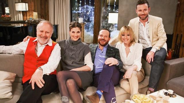 Video «Die 30 beliebtesten Weihnachtslieder der Schweizer» abspielen