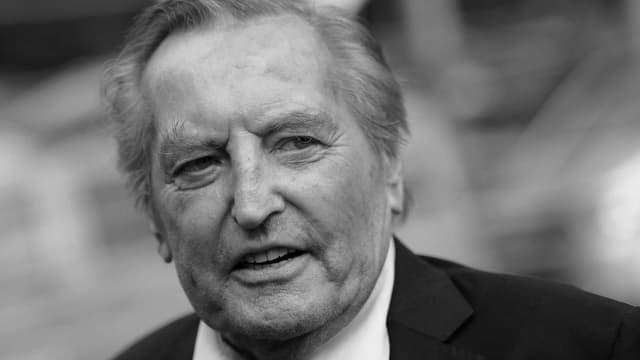 Der Ex-DFB-Präsident ist gestorben.