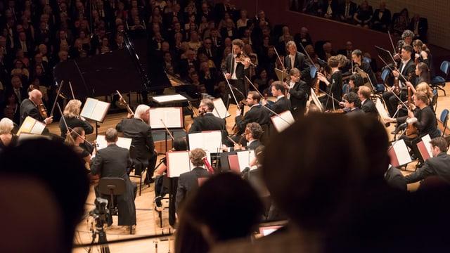 Das Lucerne Festival Orchestra