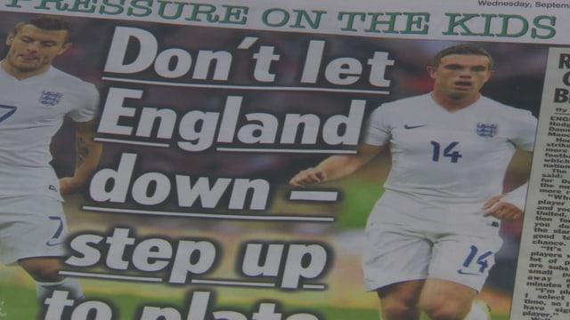 Video «England ist Queen, Etikette, Tee und natürlich Fussball» abspielen