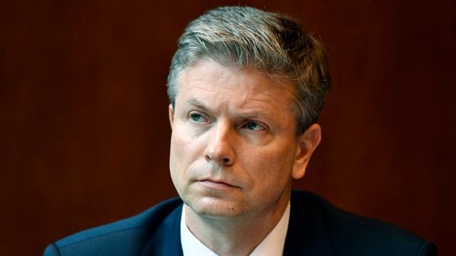 VR-Präsident Pascal Gantenbein