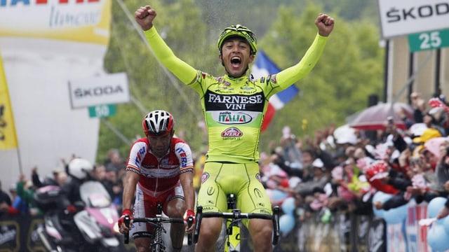 Matteo Rabottini darf erst im Sommer 2016 wieder Rennen bestreiten.