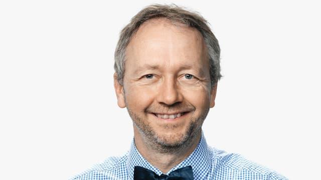 Thomas Merz, Medienpädagoge an der Pädagogischen Hochschule Thurgau