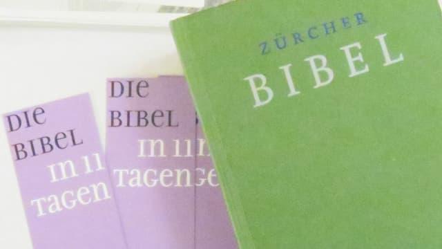 Das Bibellesen in der Tituskirche auf dem Bruderholz