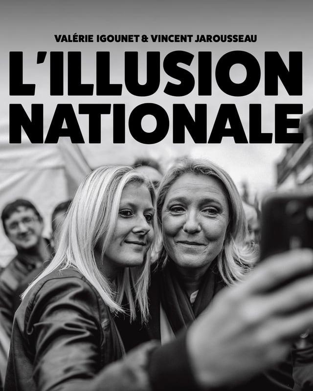 Das Cover von «L'illusion nationale».