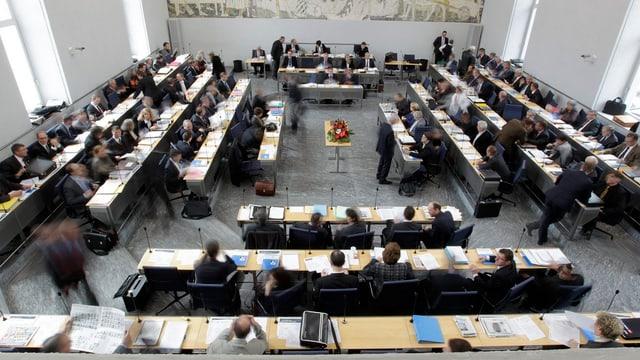 Kantonsparlament Graubünden