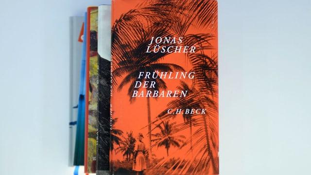 Mehr zu Jonas Lüscher