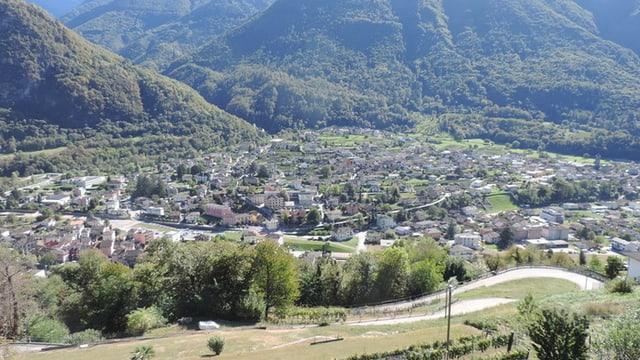 Commune di Roveredo