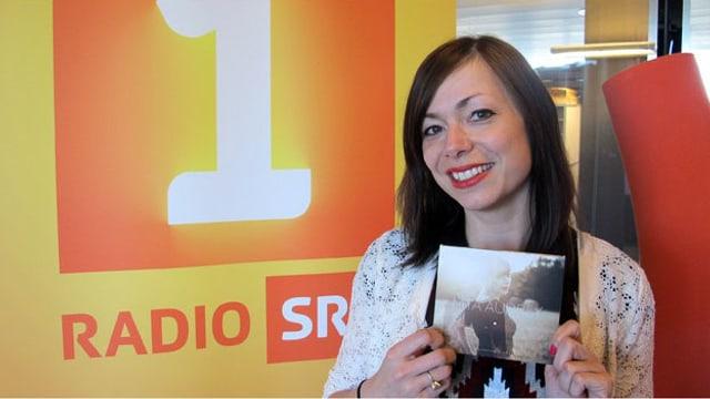 Im April 2013 stellte Mya Audrey ihr Album «Wayfaring Trails» bei Swissmade vor.