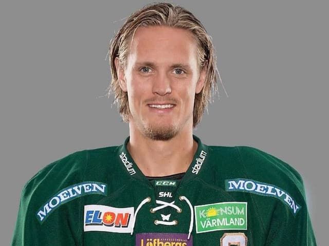 Purtret da Magnus Nygren.