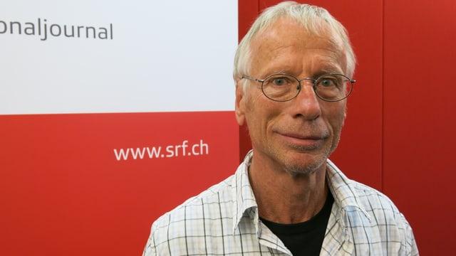 Musikjournalist und Blues-Experte Martin Schäfer.