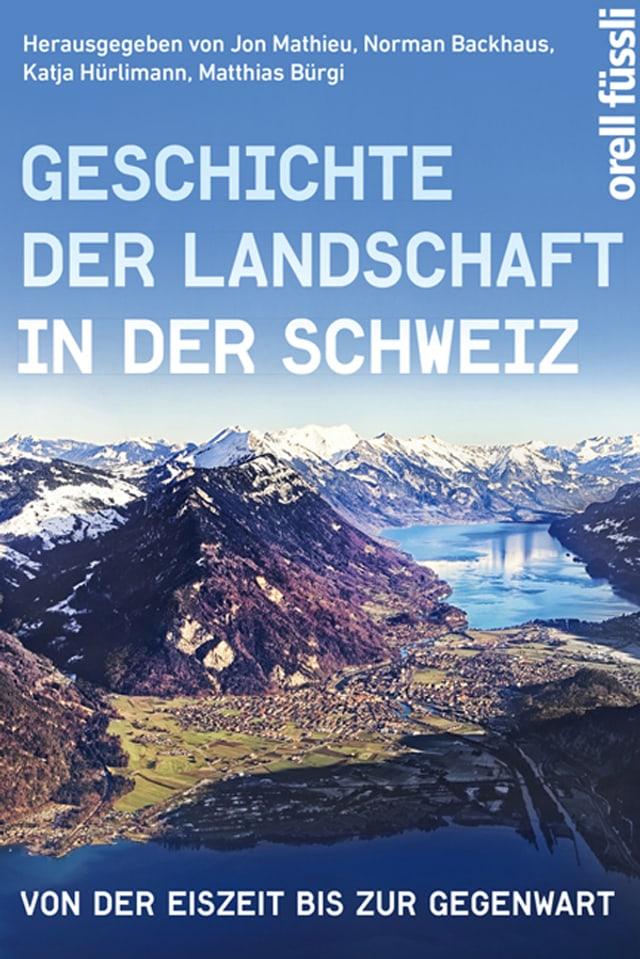 Ein Bild des Buchcovers.