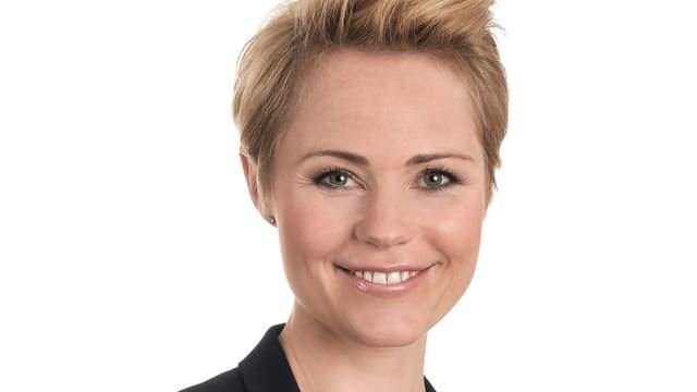 SVP-Nationalrätin Nathalie Rickli.