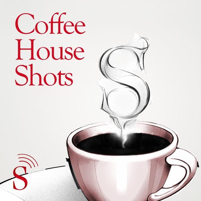 """Podcast-Bild von """"Coffee House Shots"""""""