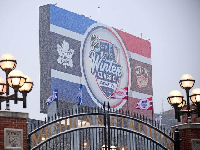 Zum 6. Mal hat die NHL zur «Winter Classic» geladen - erstmals mit kanadischer Beteiligung.