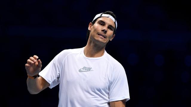 Rafael Nadal konnte in London noch nie triumphieren.