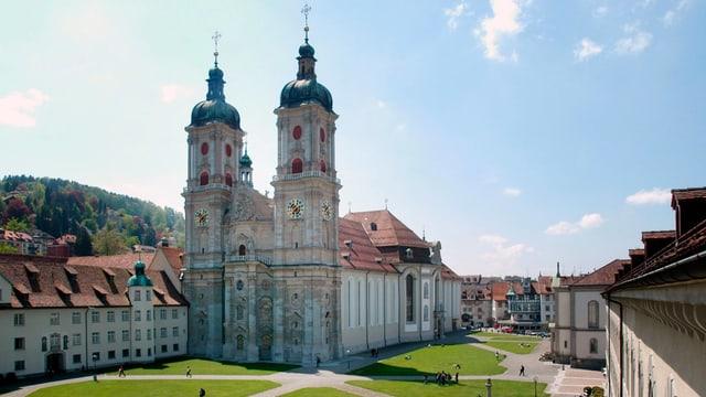 Die Kathedrale St. Gallen