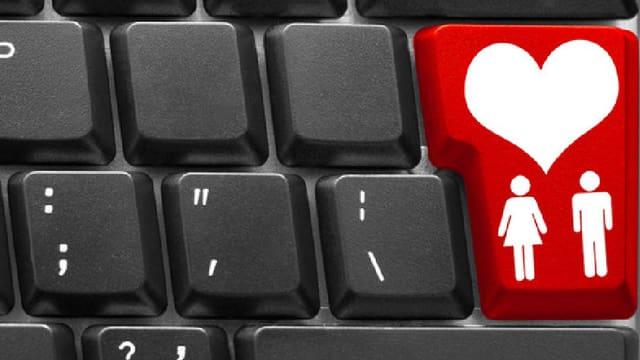 Romantikbetrüger auf Internetportalen