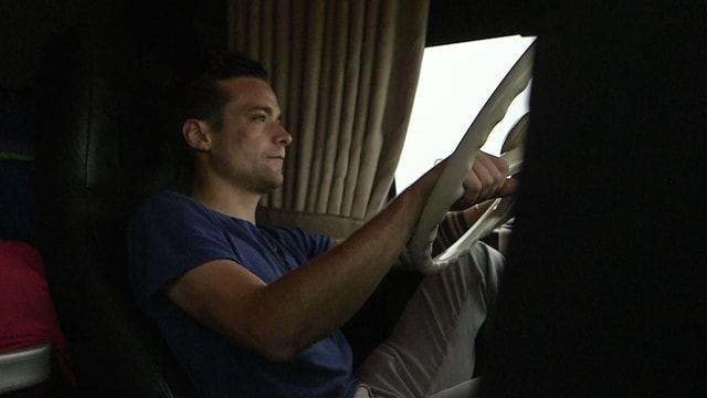 Laschar ir video «Flavio Schuoler – sin via dachasa»