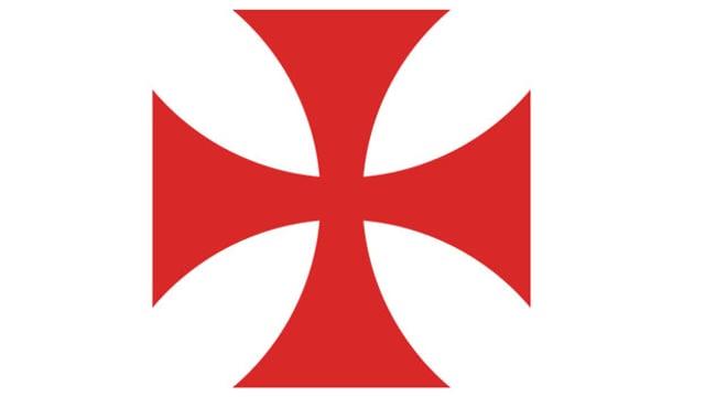 Tatzenkreuz des Templerordens