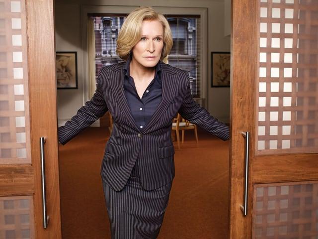 Sie spielte in Hollywood-Hits wie «101 Dalmatiner», «Mars Attacks!» oder «Air Force One». Von 2007 bis 2012 hatte sie dann die Hauptrolle in der Anwalts-Serie «Damages».
