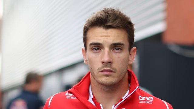 Marussia-Pilot Jules Bianchi.