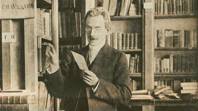Der Kryptograf André Langie