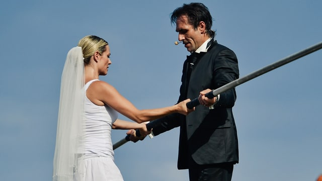Freddy und Ximena Nock