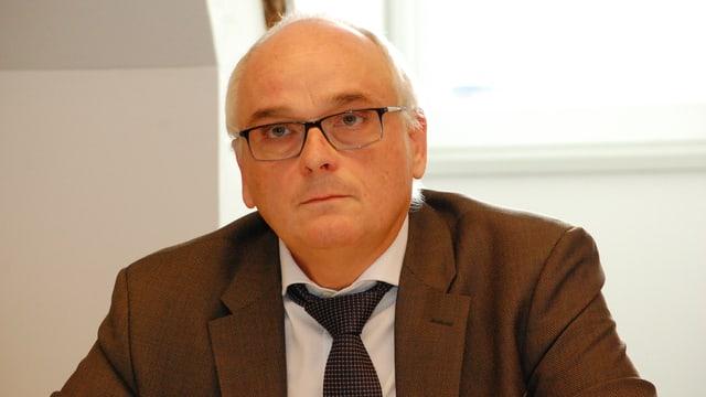 Regierungsrat Pierre Alain Schnegg