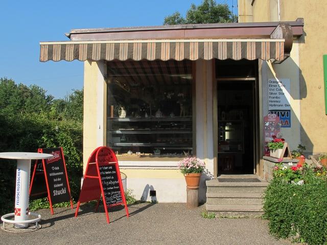 Bäcker Stucki in Zürich-Affoltern